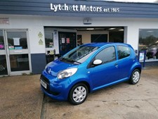 Citroen C1 1.0i Splash Hatchback 5d 998cc